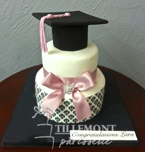 Graduation Cake-Pinterest