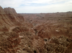Hands down, the Badlands was one of the most beautiful sights I have ever seen.